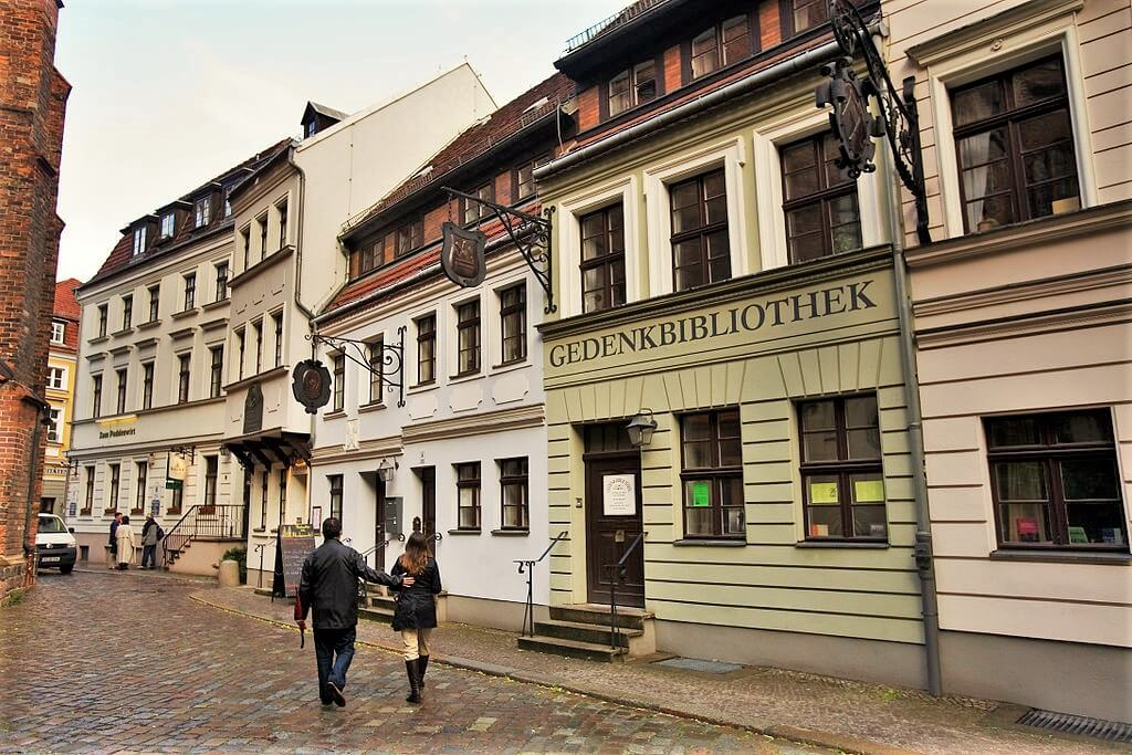Old quarter of Berlin, NIkolaiviertel