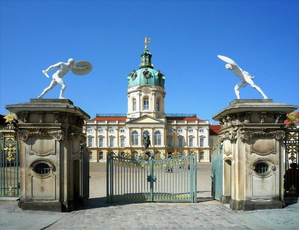 Charlottenburg palace, unusual things to do in Berlin