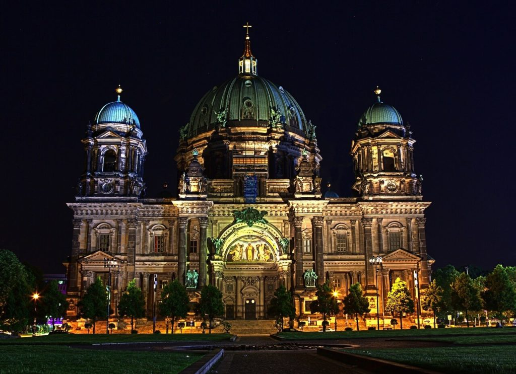 Berlin Cathedral on the Museums Island
