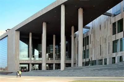 Palace of Arts, концертный зал в Будапеште