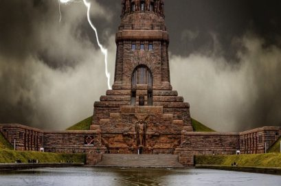 Cool attractions in Leipzig, Monument to the Battle of the Nations