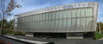 Здание штаб-квартиры ФИФА в Цюрихе, что посмотреть