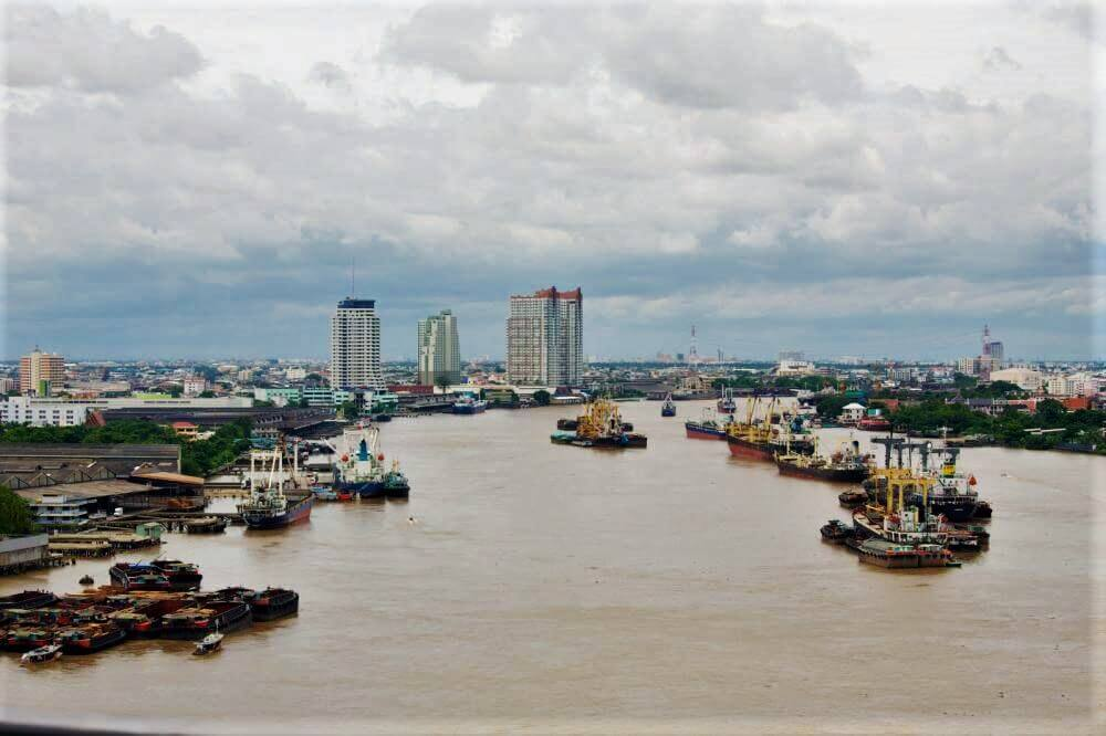 River in Bangkok, river tour, fun activities