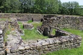 Les Fontaines Sallees - Men's baths