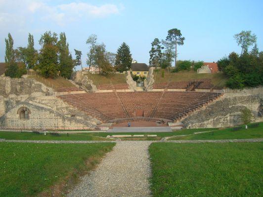 Augst theatre