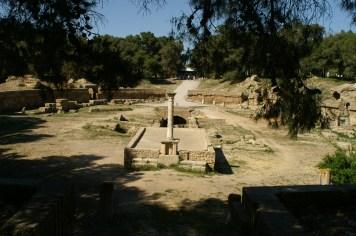 Carthage amphitheatre arena