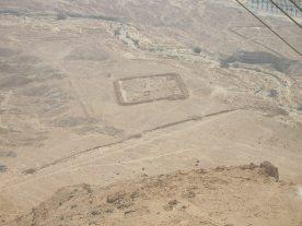 Masada Roman siegeworks