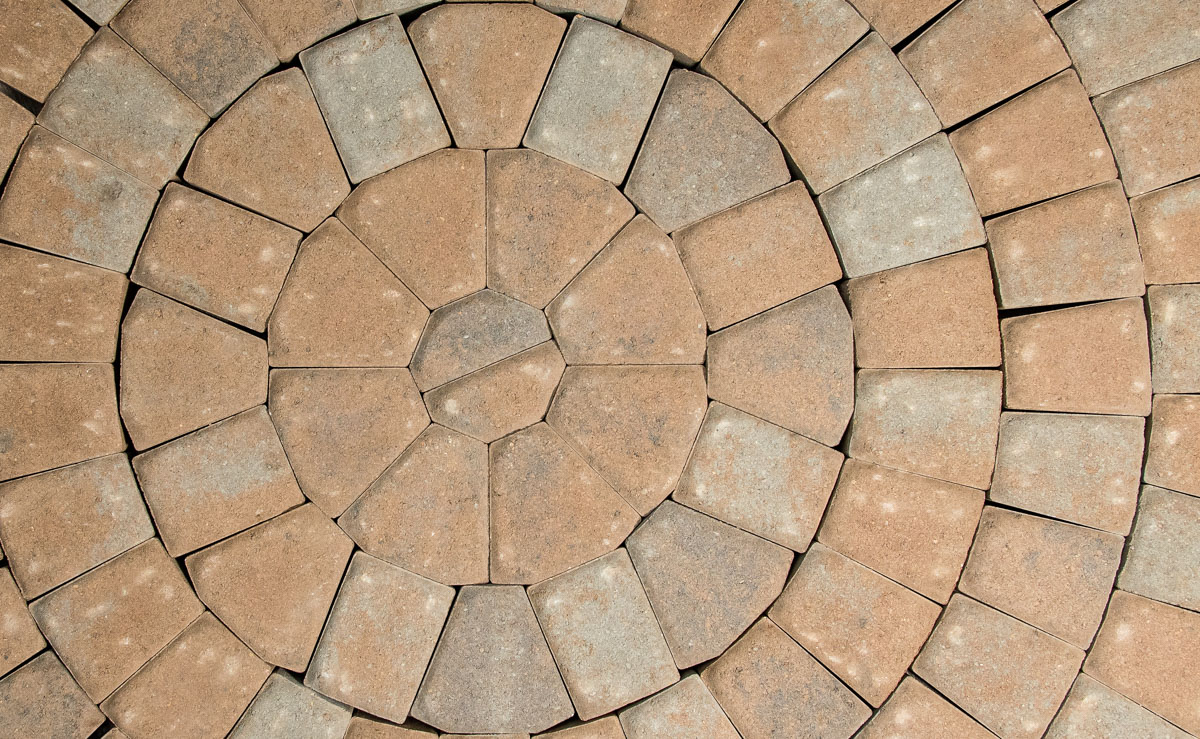 how to layout your small living room furniture with tv circle kit specialty paver - romanstone hardscapes