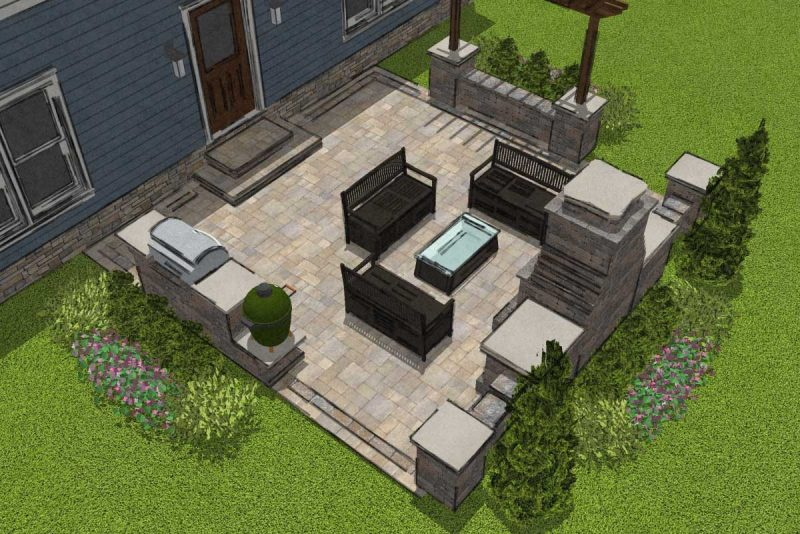 9 small patio designs with big impact