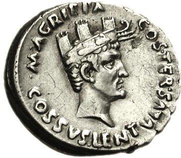 Naval Crown of Roman Empire