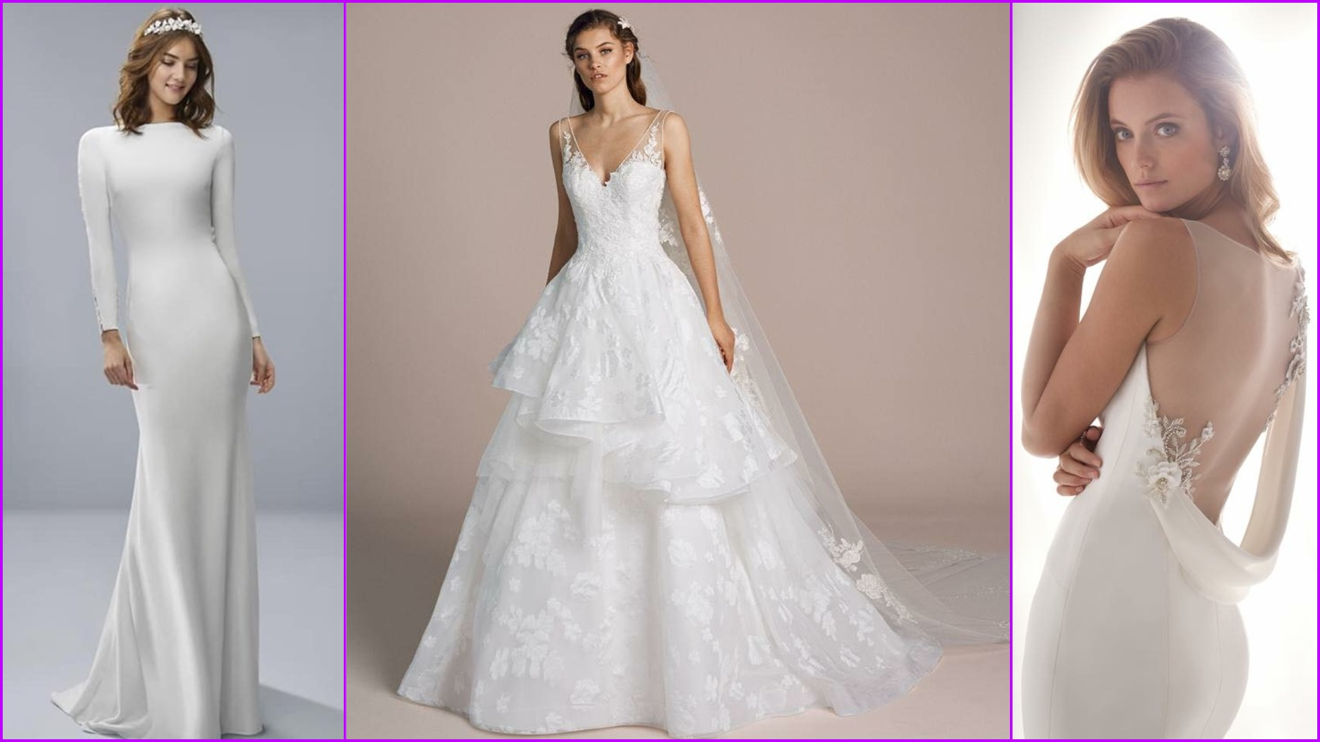 Top Tips For Choosing Your Perfect Wedding Gown At Diamond
