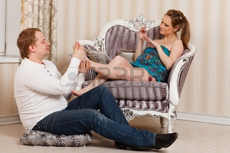 Would you like  Romantic FemDom Relationship