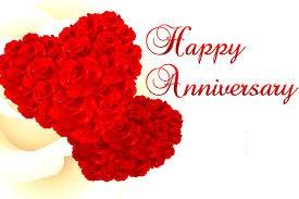 romantic 1st wedding anniversary