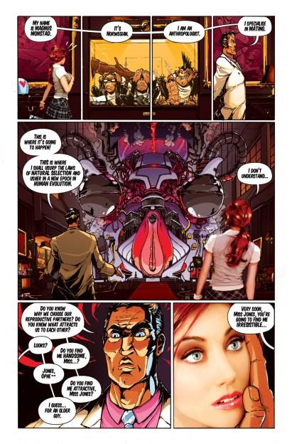 Blazing Fantasy Page #5