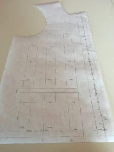 Waistcoat pattern