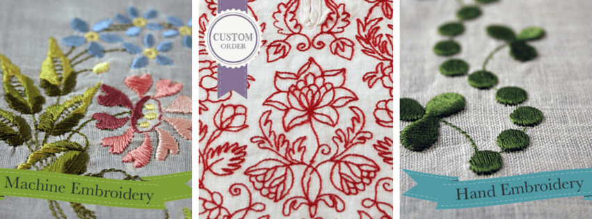 Historical Hand Embroidery Patterns Are Here Romantic Recollections
