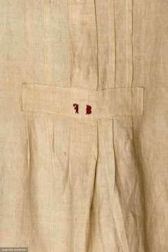 Linen Shirt, Augusta Auctions