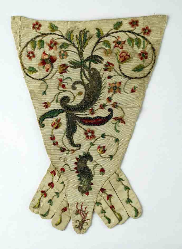 Early 18th c. Stomacher