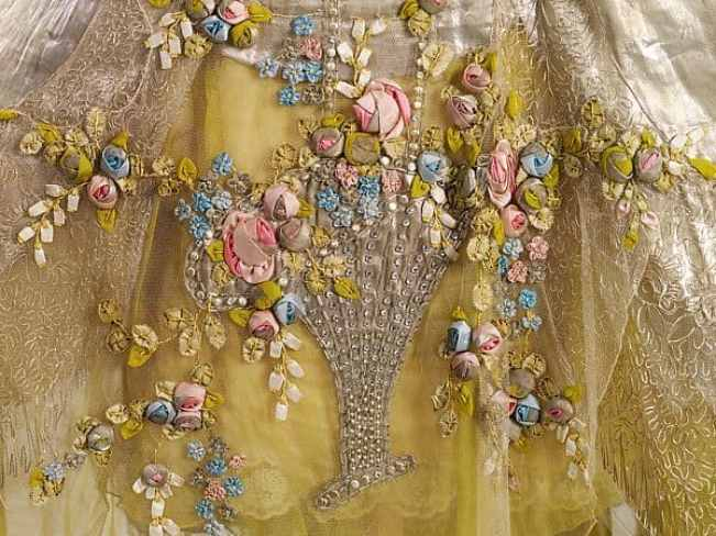 embroidery inspiration - May Flowers