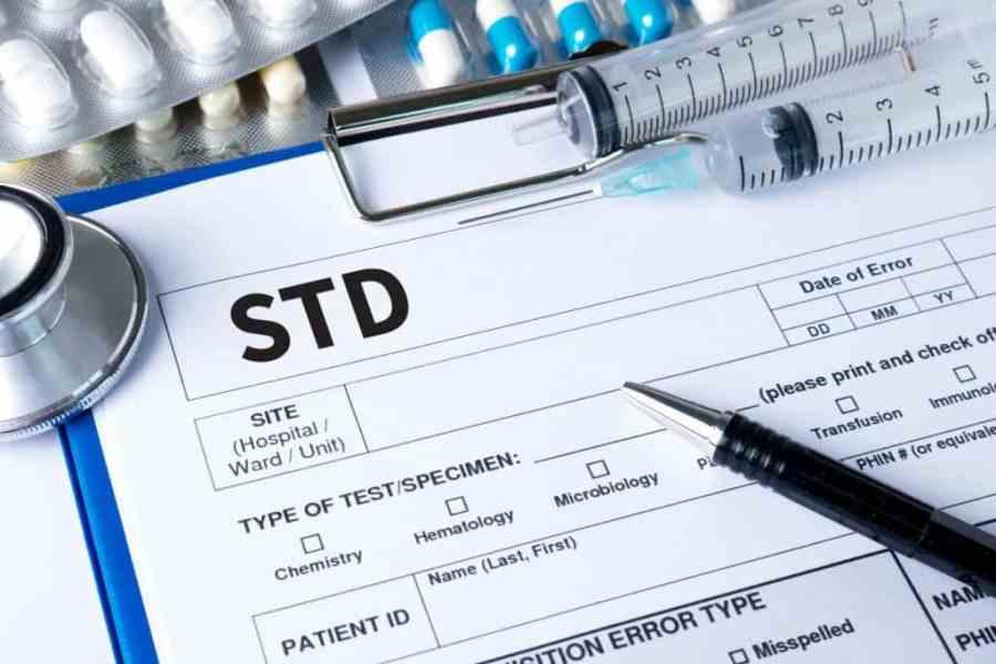 STD Test Sheet
