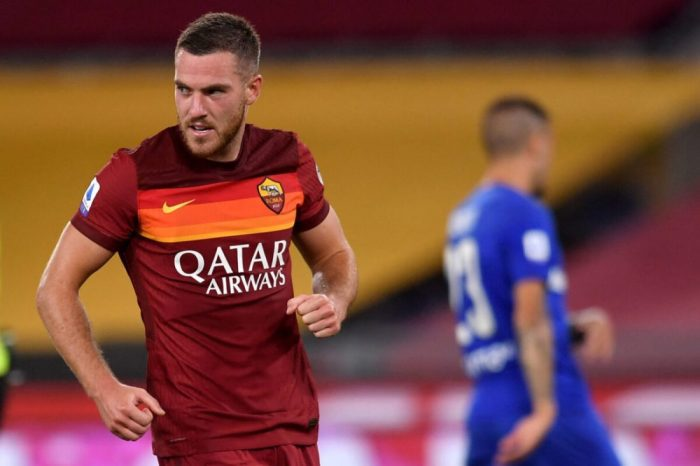 "Ag. Veretout: ""I guarantee you Jordan remains with Roma, it's a 99.99%  chance"". - RomaPress.net"