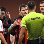 Referee and VAR Assistant from Milan-Roma clash reprimanded