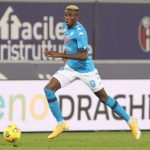 Napoli's Victor Osimhen out tonight against Roma