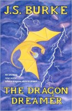 """The Dragon Dreamer is a fast-paced adventure with flying dragons, an undersea world, and an unlikely friendship. It's a science fantasy layered for readers age 9 to 99. Arak is a misfit dragon called """"Dreamer"""". Determined to prove himself he leaves on a dangerous quest, is caught in a fierce sea-storm, and crashes on ice. Wounded and alone he faces death. Then a fearless undersea shape-shifter named Scree heals him and an unlikely friendship begins. When an undersea volcano erupts it triggers a towering tsunami and a deadly chain of events. Can Arak use his unique talents to save the dragons? http://amzn.to/1TO0iDt"""