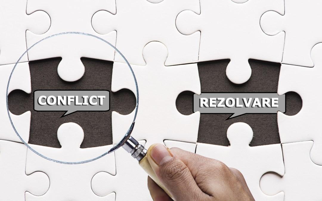 Cheile rezolvării unui conflict: recunoaşterea şi întrebările