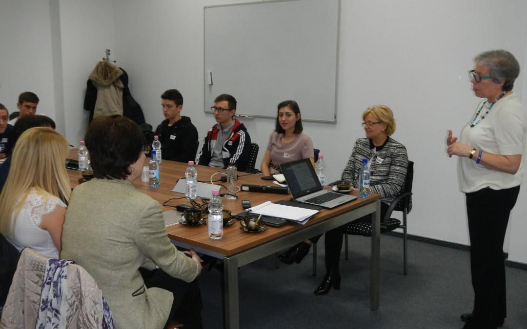 Educaţie, meserii şi tineri – soluţii pentru dezvoltarea şcolii profesionale