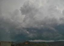 Chuva forte em Tasso Fragoso