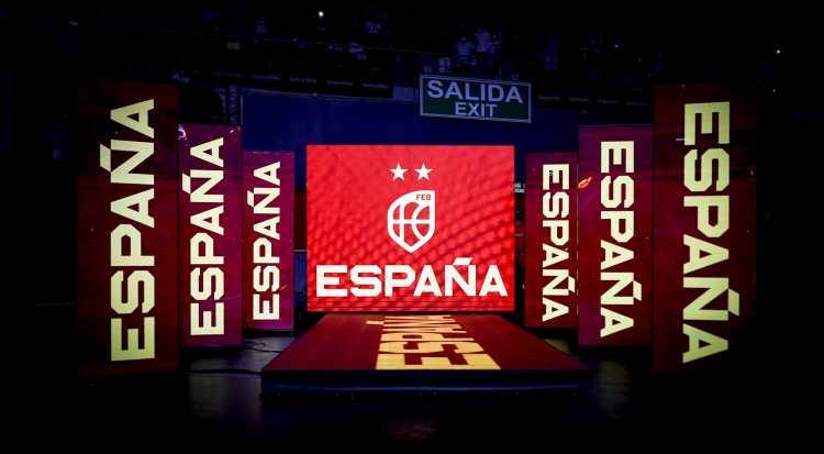 Presentación Federación Española Baloncesto