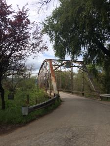 The Lambert Bridge | Roma to Sonoma