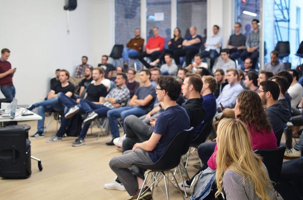 Full Stack Meetup