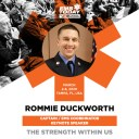 Rom Duckworth Presents EMS Today Conference Keynote