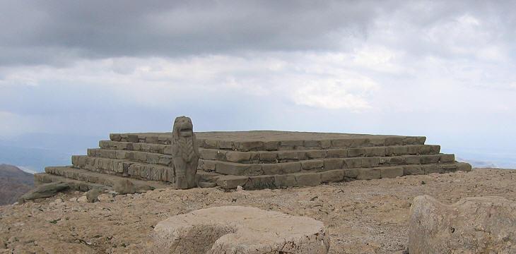 Terraza del este: Plataforma