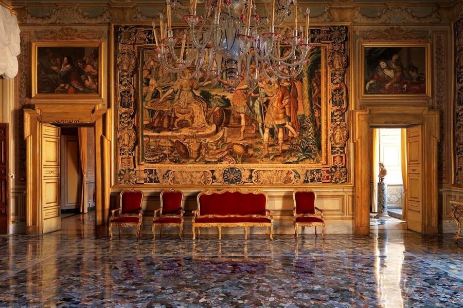 Waldorf Astoria Rome Cavalieri  Private Palaces
