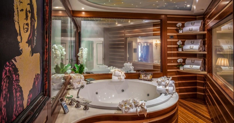 Rome Cavalieri Waldorf Astoria  Penthouse Suite
