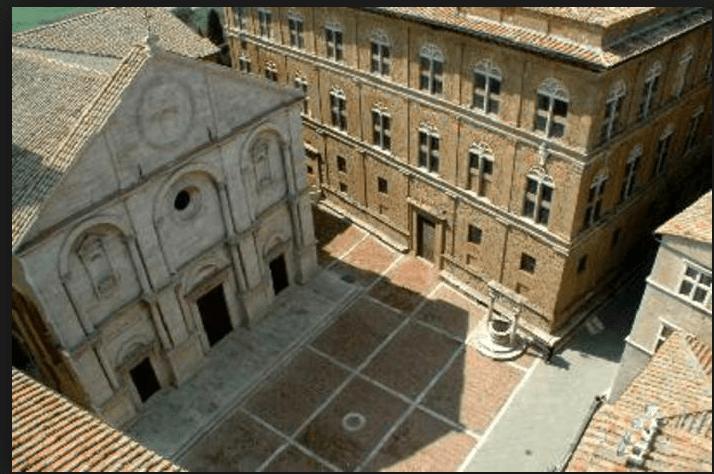 Real Pienza Piazza Pio II