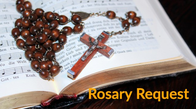 Rosary Request