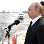 Putin on Naval Day 2017