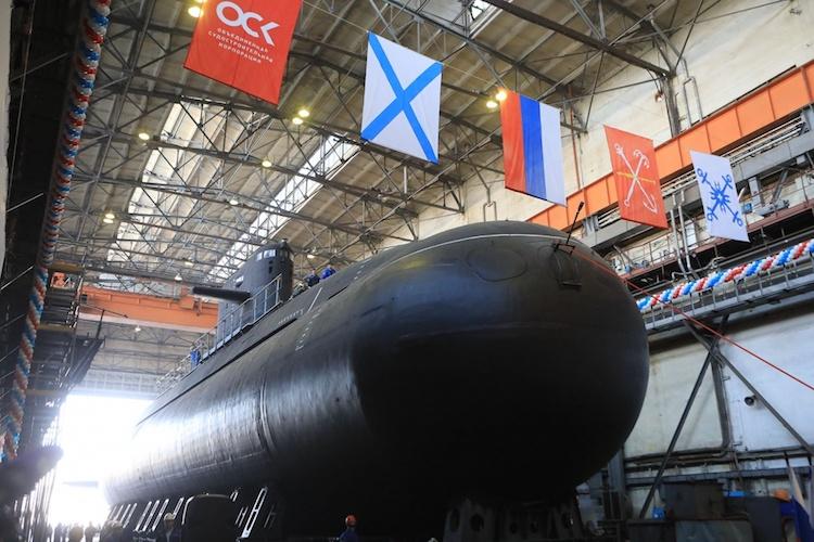 Submarine Kronshtadt