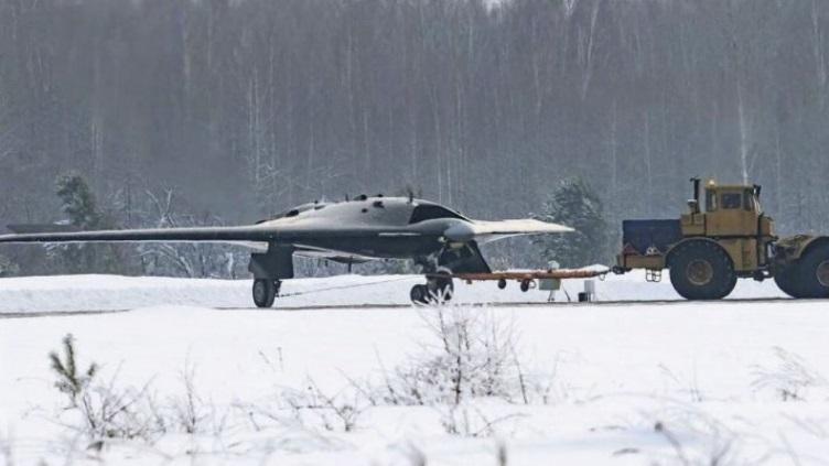 Okhotnik UAV