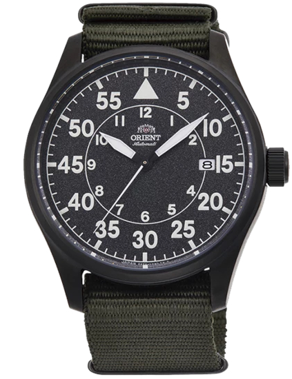 The Orient Pilot's Watch Review (RA-AC0H) - Romeo's watches