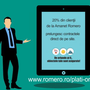 Plateste online tableta