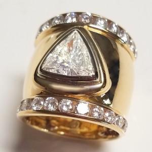 triangle diamond