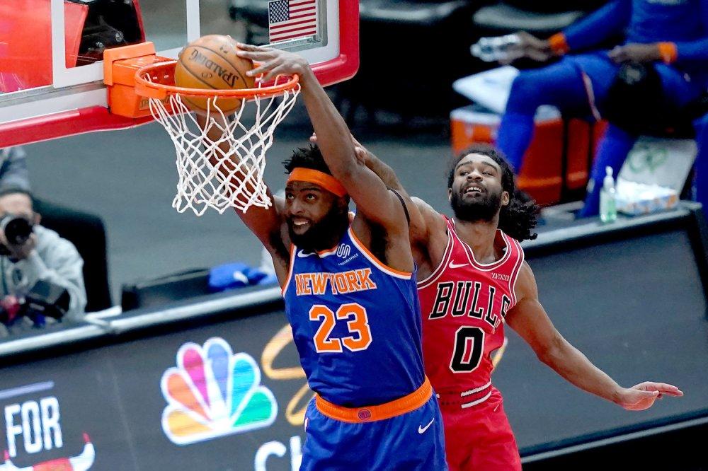 Αποτέλεσμα εικόνας για New York Knicks - Chicago Bulls 107-103