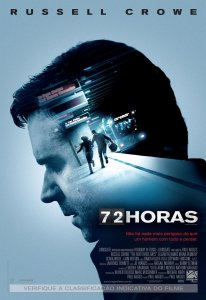 """Poster for the movie """"72 Horas"""""""