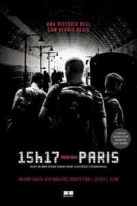 """Poster for the movie """"15:17 Destino Paris"""""""