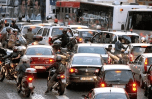 12 reasons you shouldn't rent a car in Rome